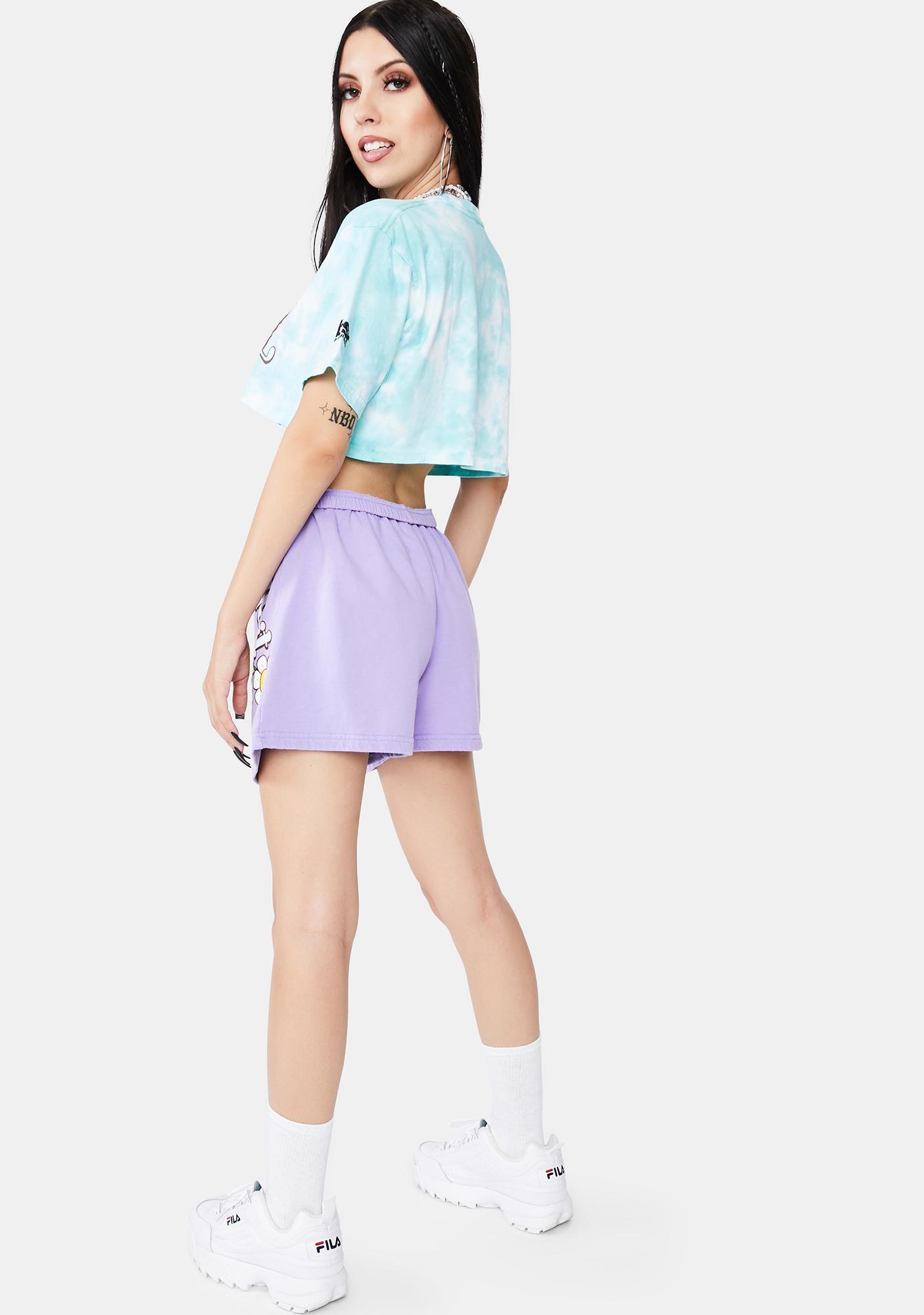 By Samii Ryan Lovely Sweat Shorts