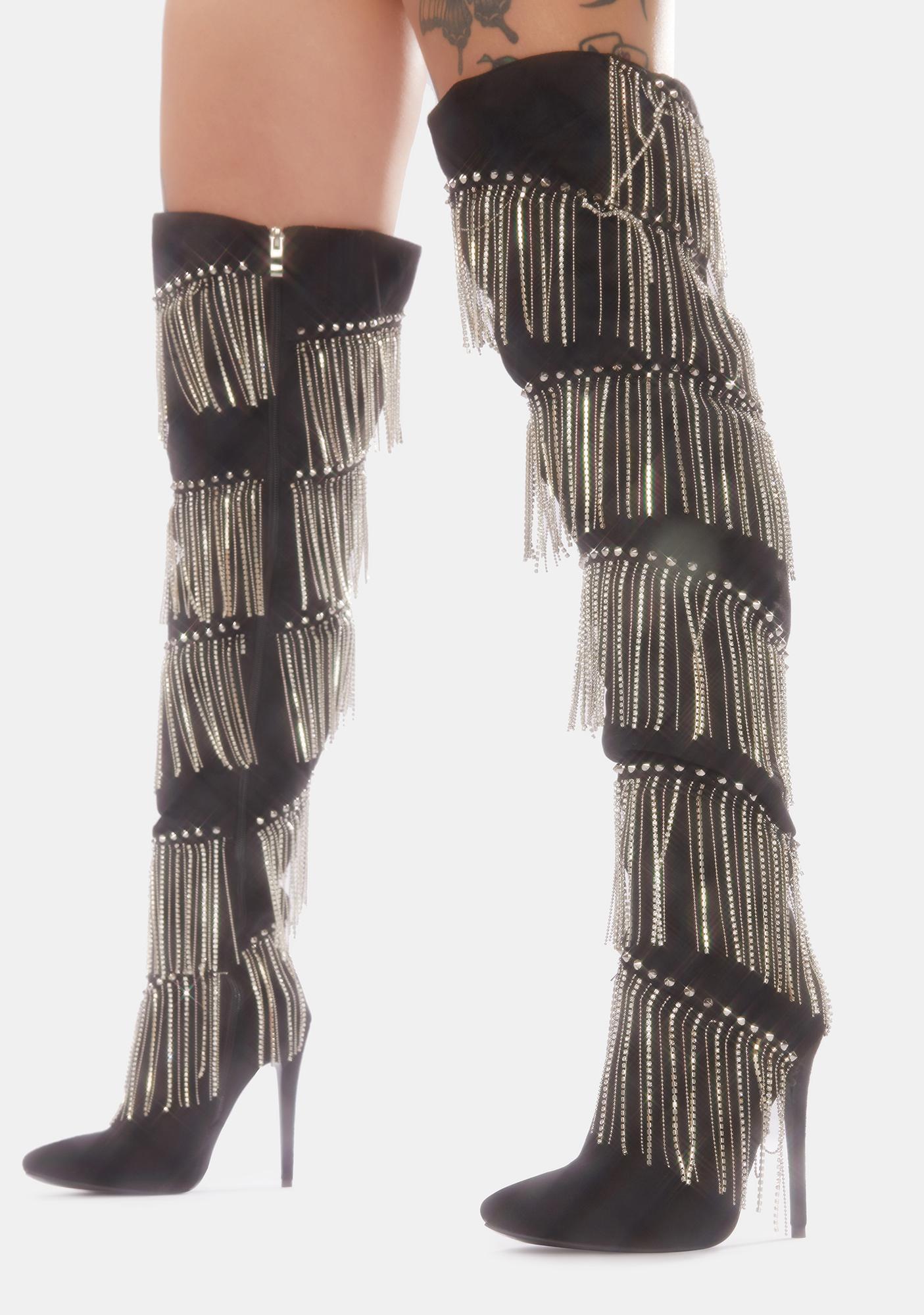 re Worth Stiletto Boots