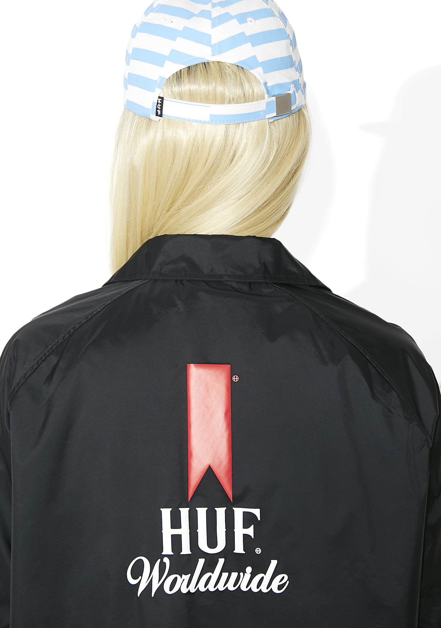 HUF Ultra Coaches Jacket