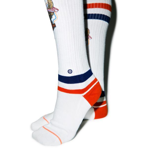 Stance x Harley Davidson Historic Knee High Socks