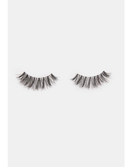 Number 30 Natural Hair Eyelashes