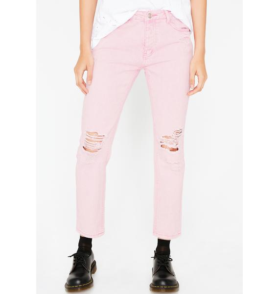 Street Riot Ripped Jeans