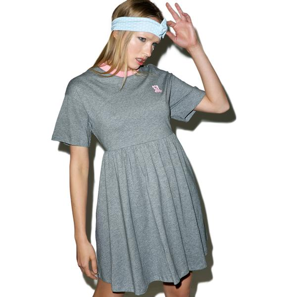 Lazy Oaf Puppy Icon Dress