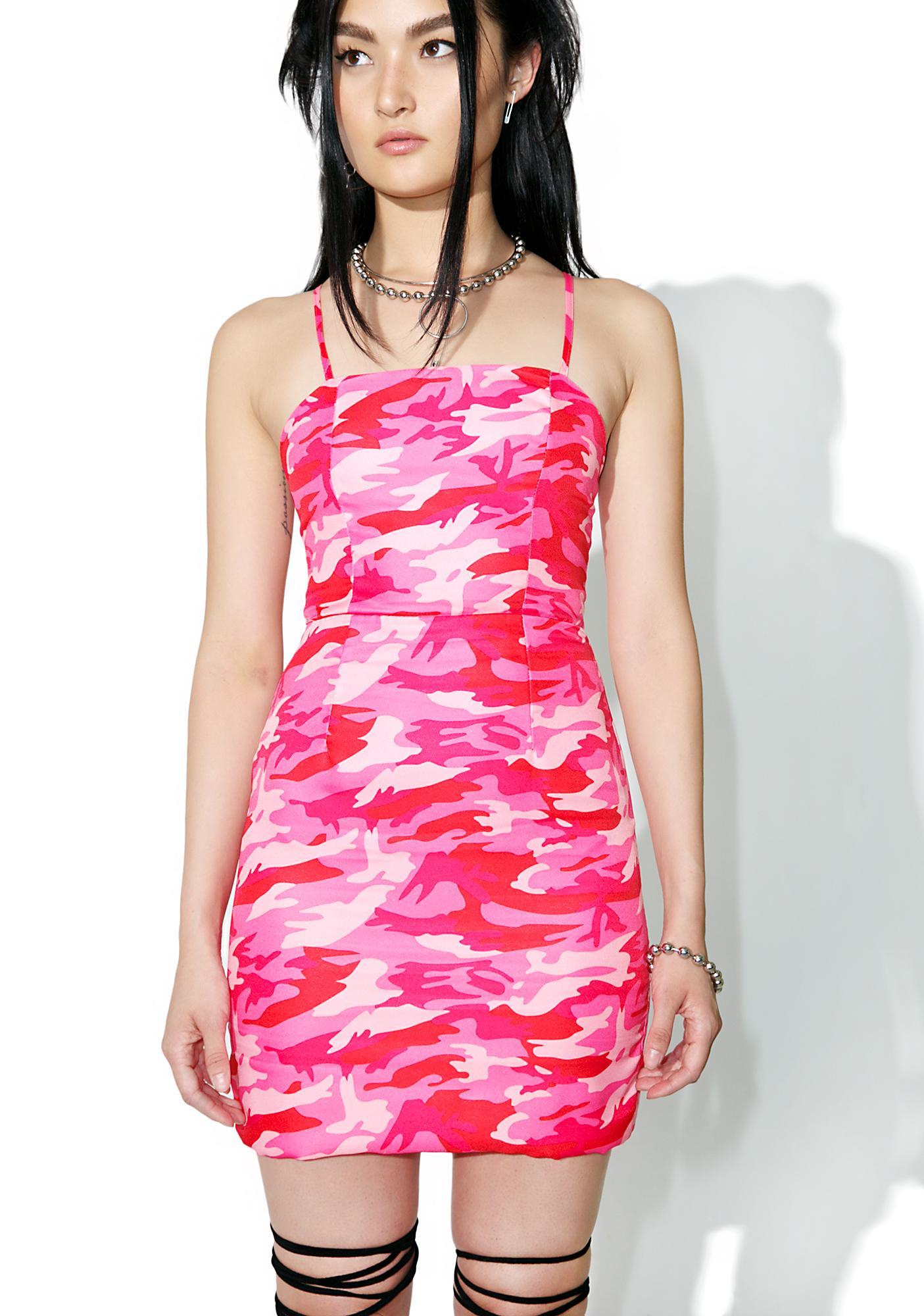 As I Am  Viva Forever Mini Dress