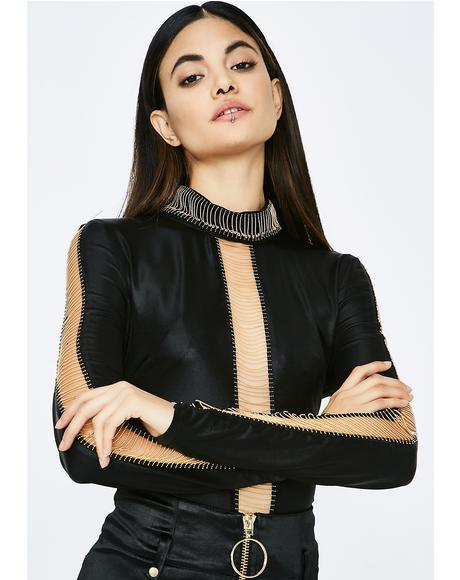 Sphinx Chain Top