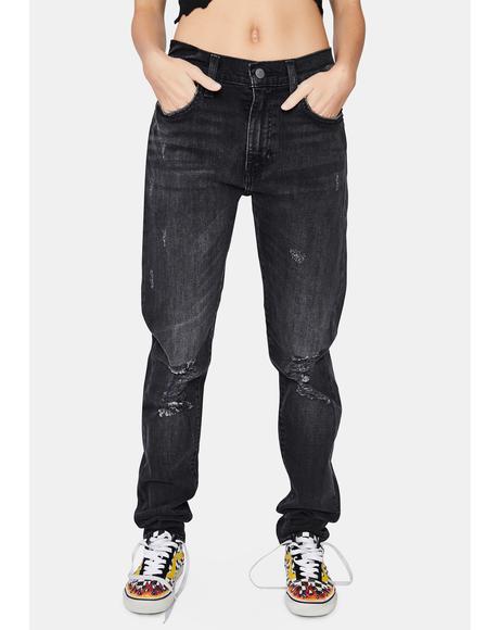 Yonder DX Flex Skinny Taper Jeans