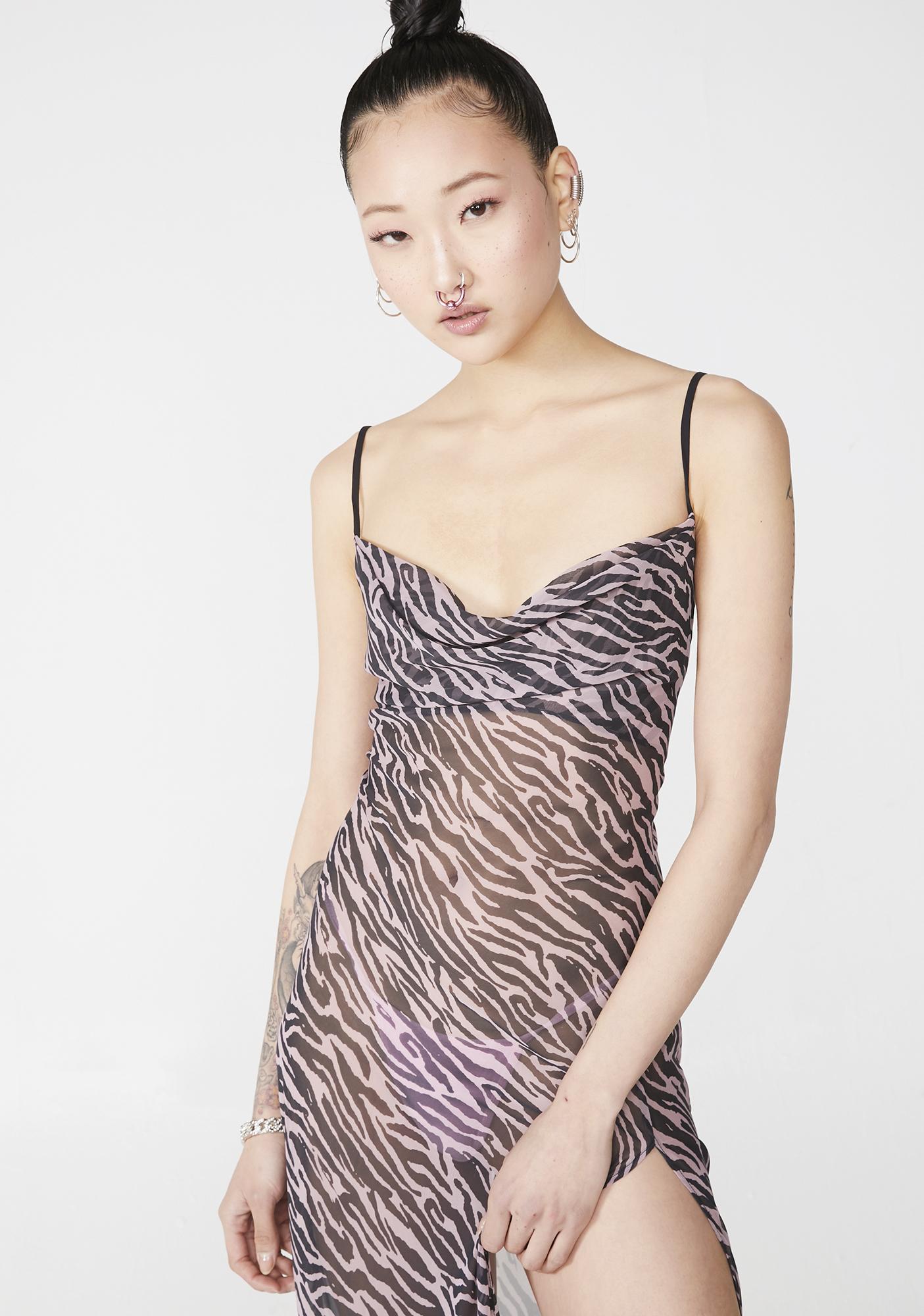 I AM GIA Fierce Zeta Dress