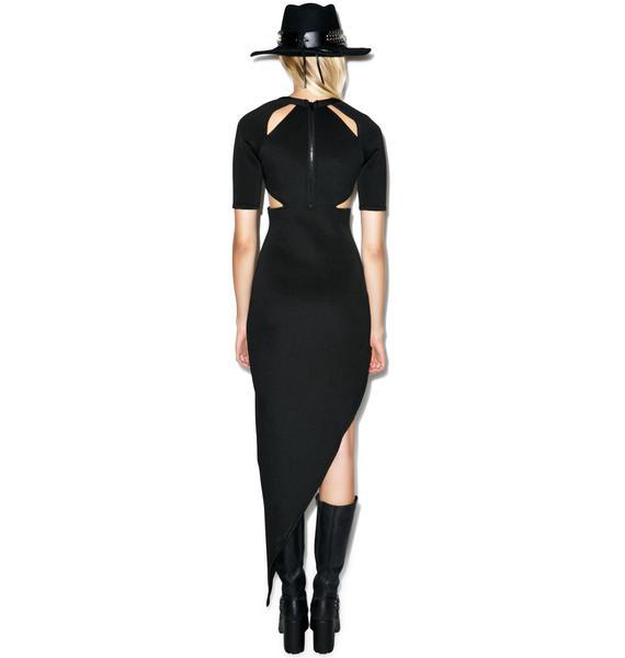 Nightwalker Justify Cut-Out Maxi Dress
