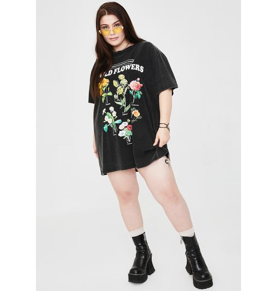 dELiA*s by Dolls Kill Duh Science Rules Graphic Tee