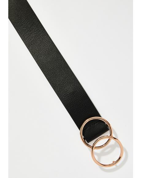 Double or Nothing Circle Belt