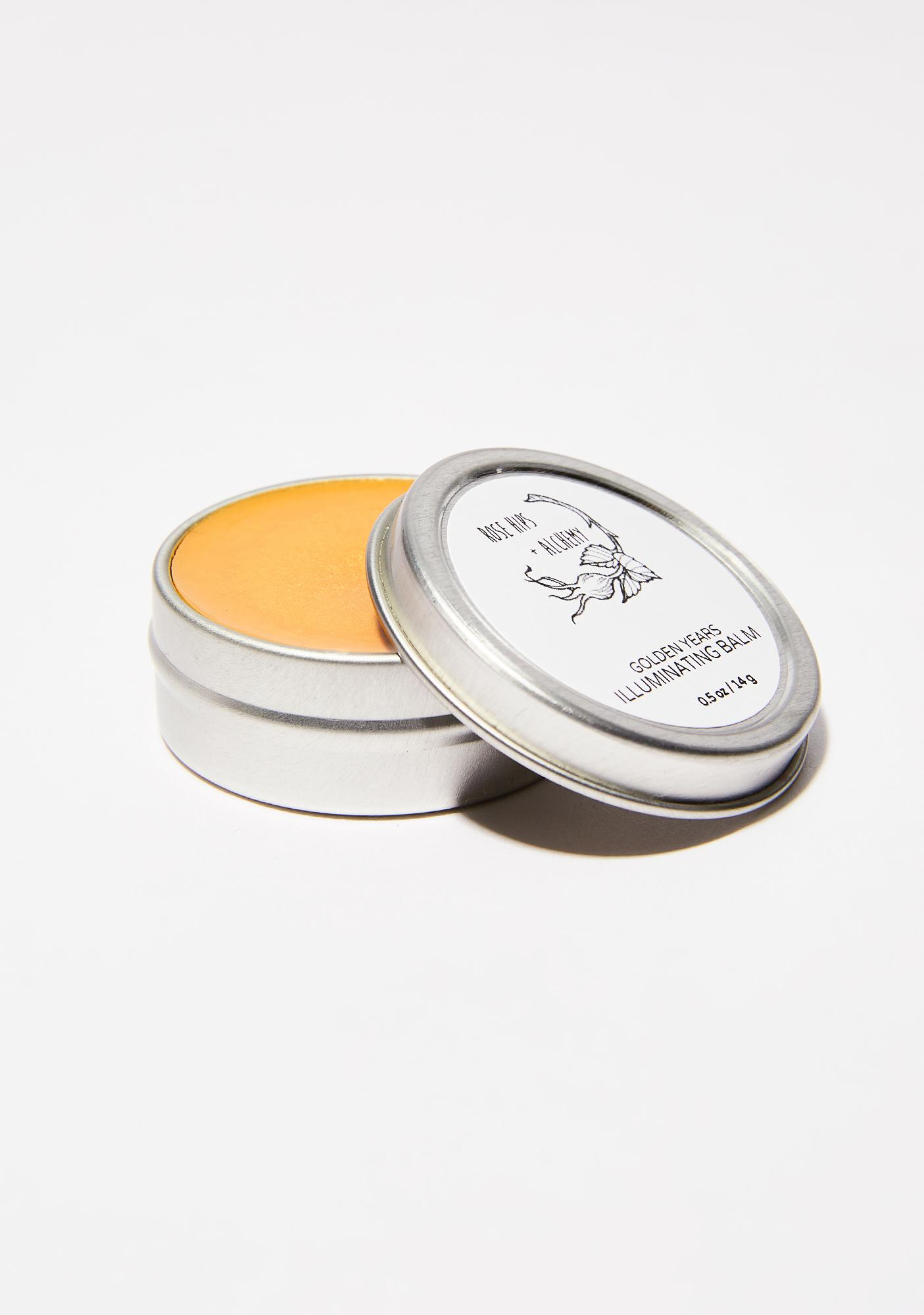 Rose Hips + Alchemy Golden Years Illuminating Balm