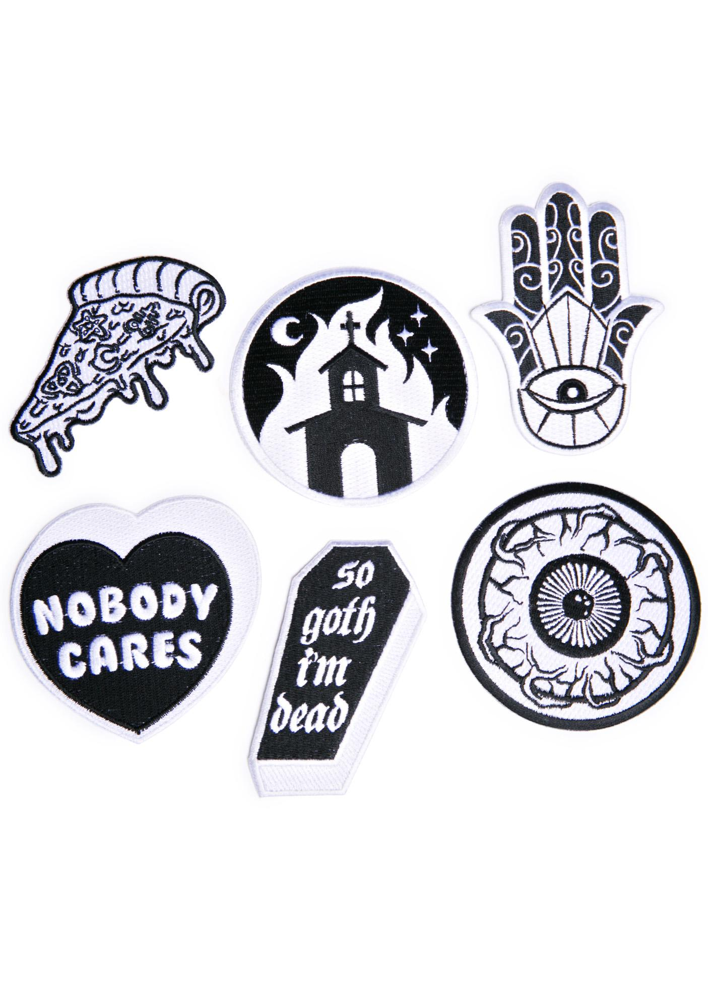 Killstar Nobody Cares Patch