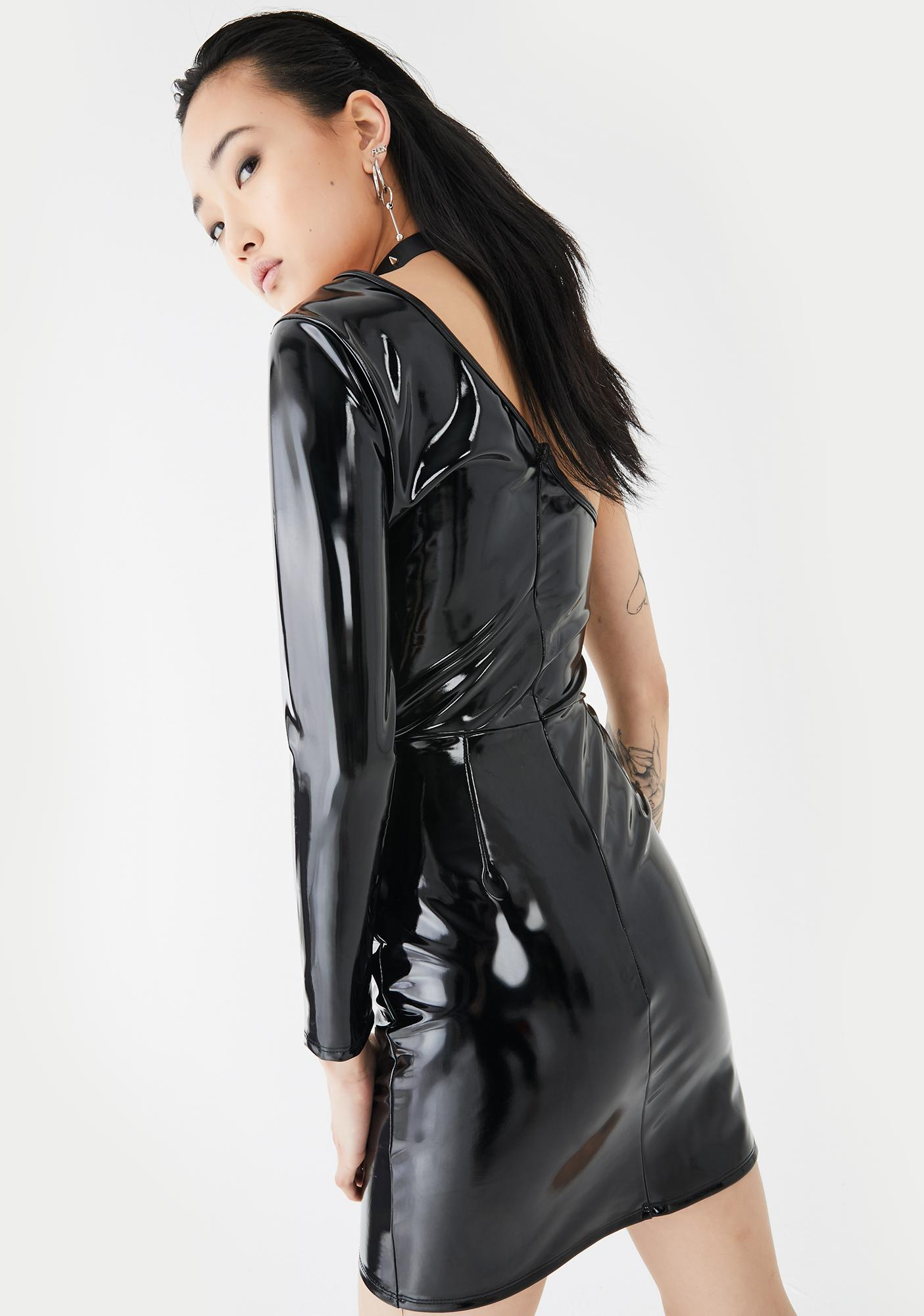 Forplay My Good Side Mini Dress