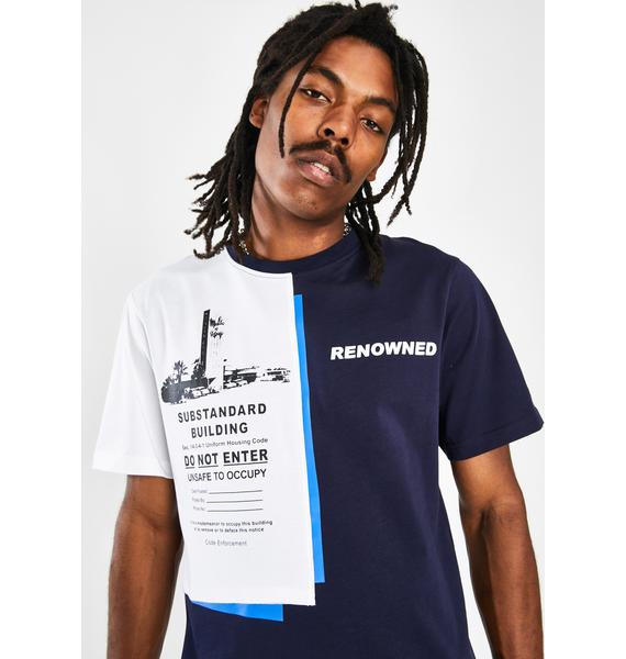 Renowned LA Substandard Graphic Tee