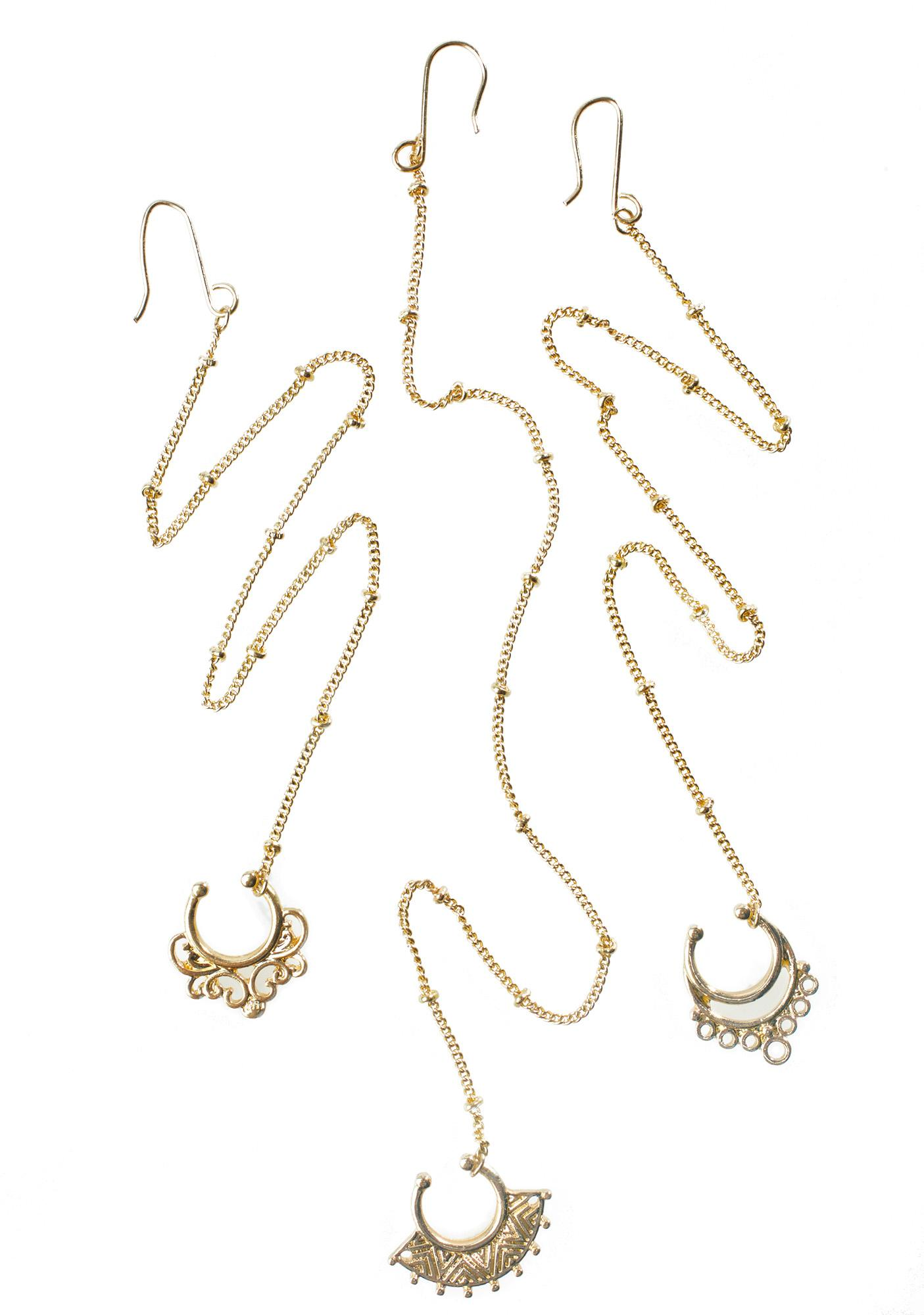 Divine Septum Ring Set