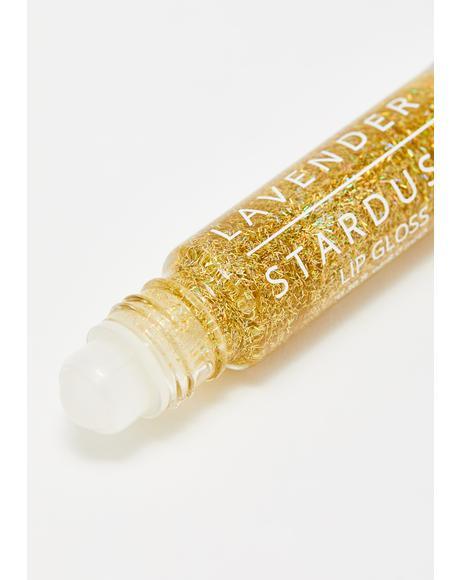 Champagne Vanilla Lip Gloss