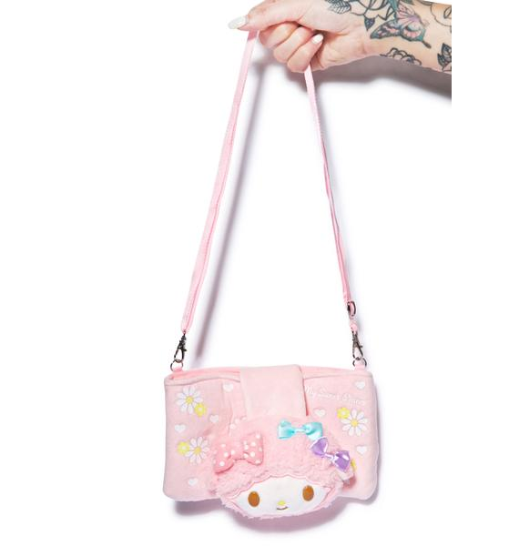 Sanrio Sweet Piano Plush Bag