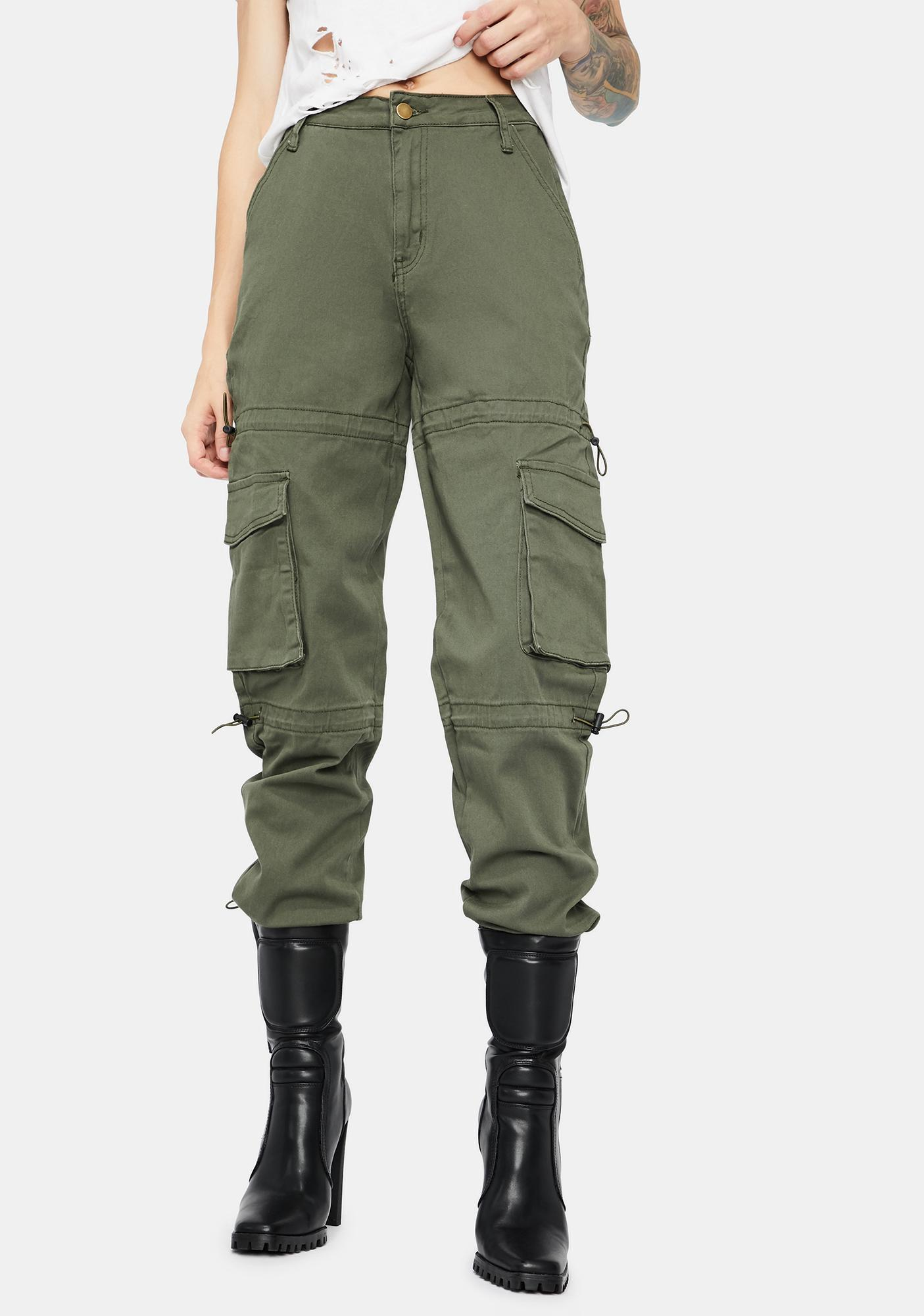 Anything Possible Cargo Joggers