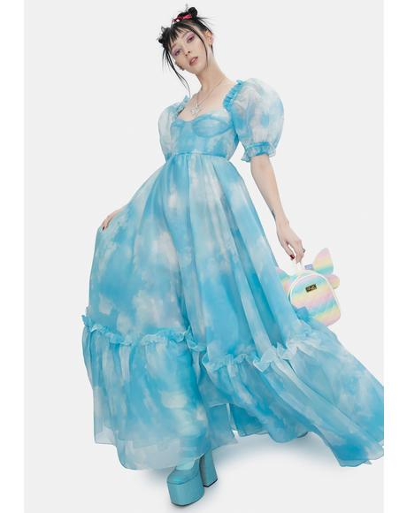 Head In The Clouds Ritz Gown