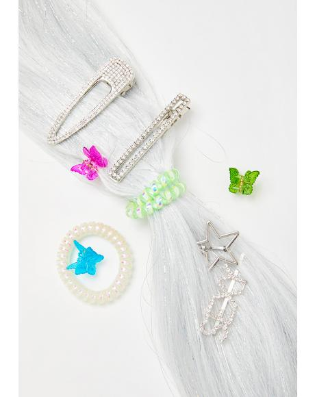 Shine Twinkle Hair Extensions