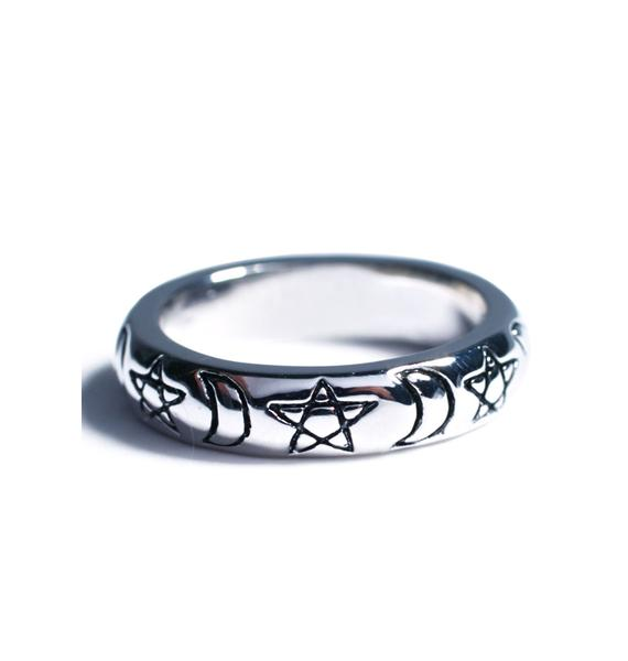 Look To The Sky Ring
