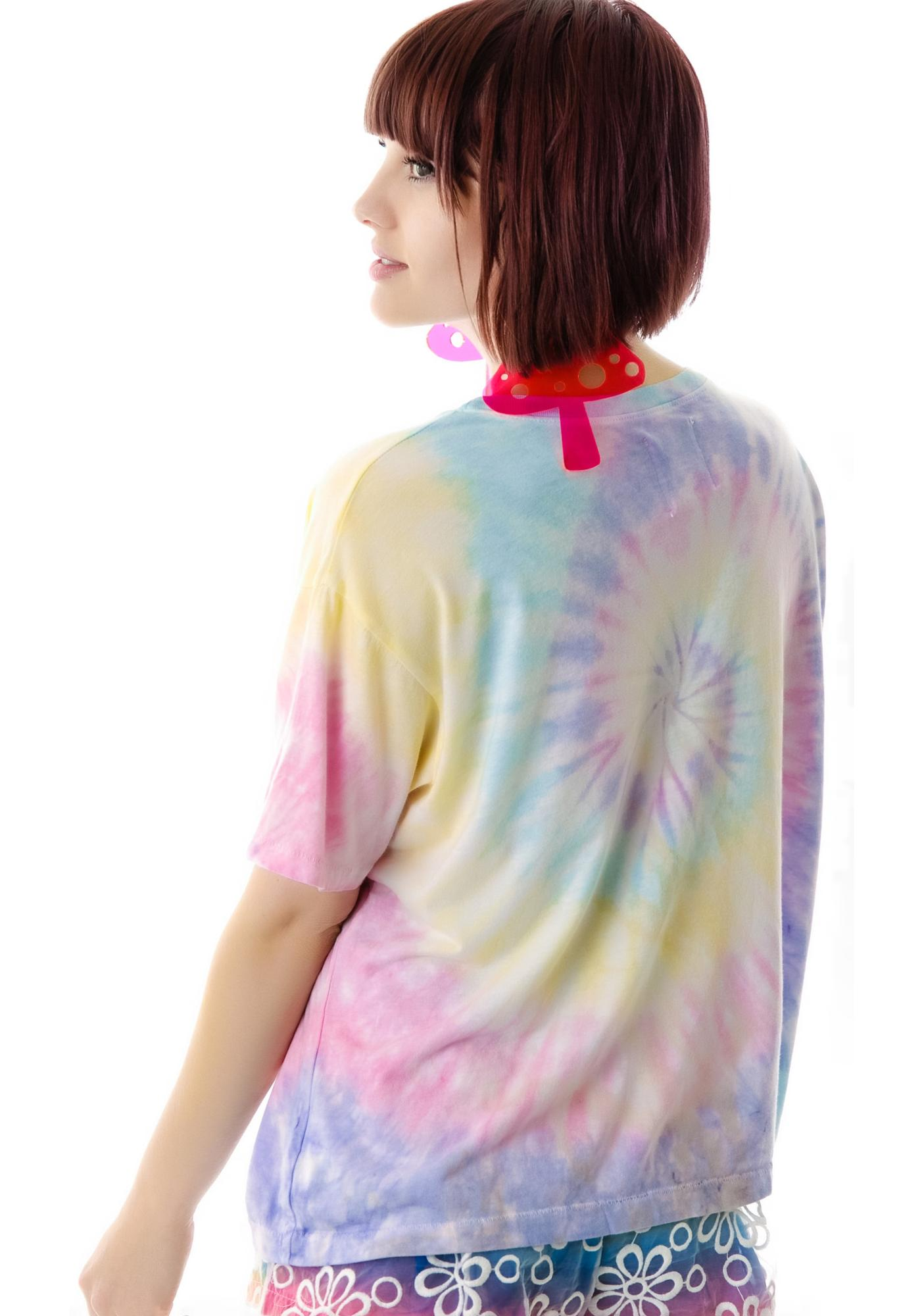 UNIF Eat Shrooms Tee