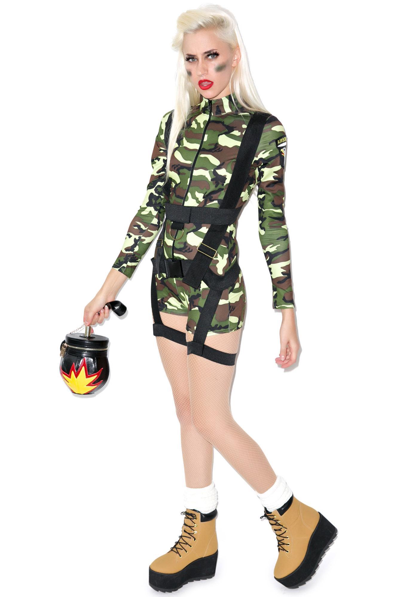 Goin Commando Costume