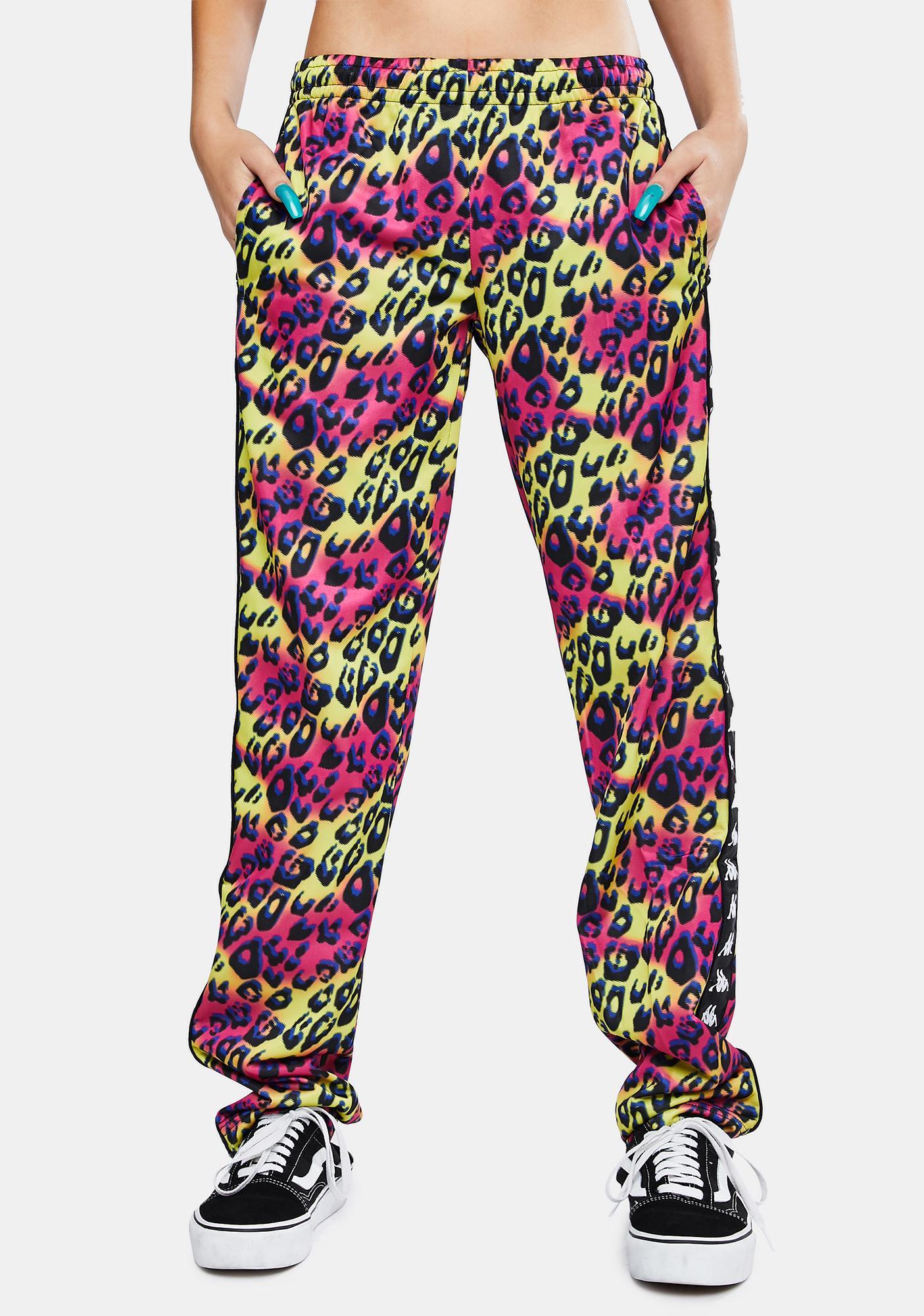 Kappa Leopard 222 Banda Wastoria Pants