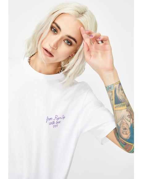 Love Letter Graphic Tee