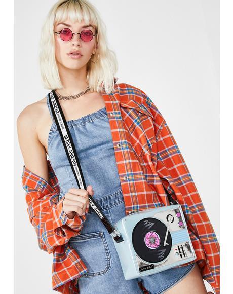 DJ Betsy Crossbody Bag