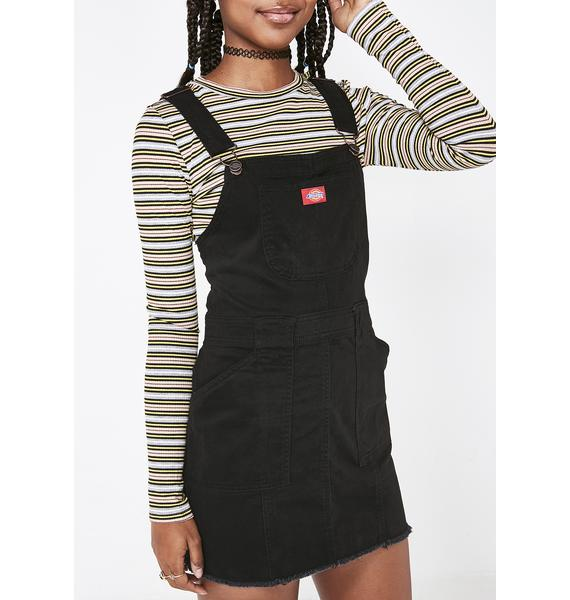 Dickies Girl Overall Dress