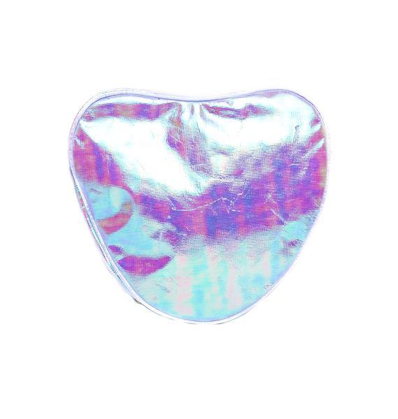 Motel Love Hologram Bag