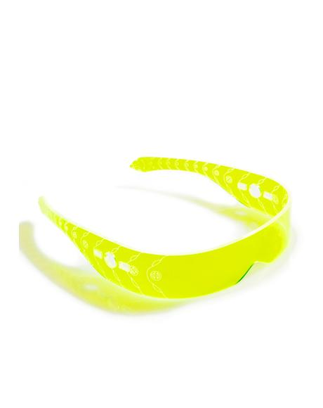 Fluoro Screw Visor