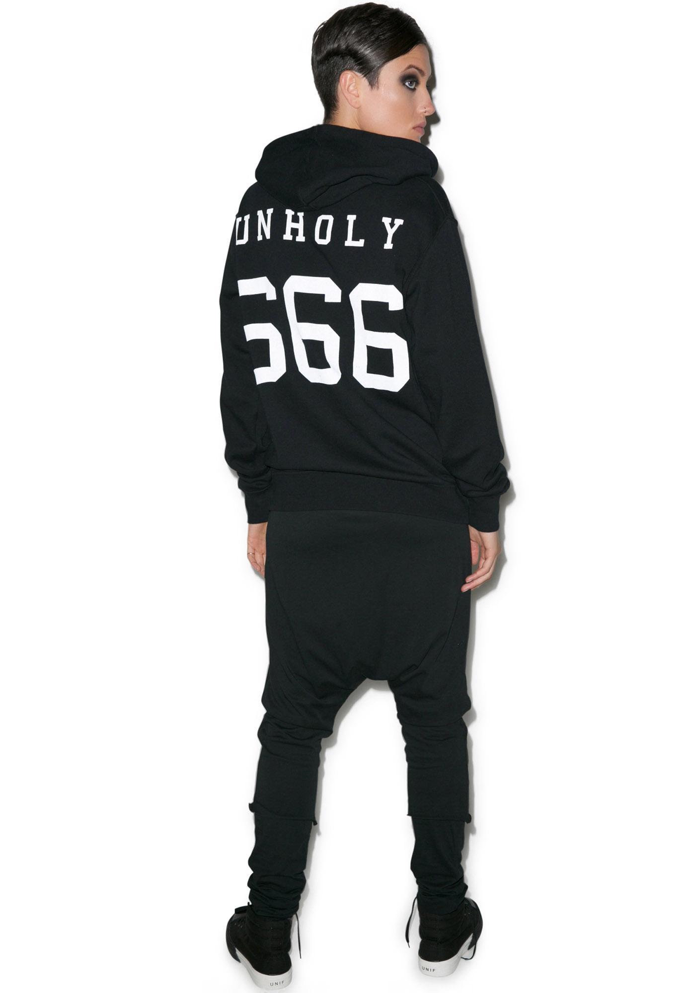 Baphomet 666 Hoodie