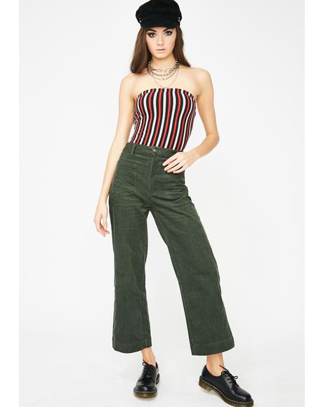 On Tour Corduroy Pants