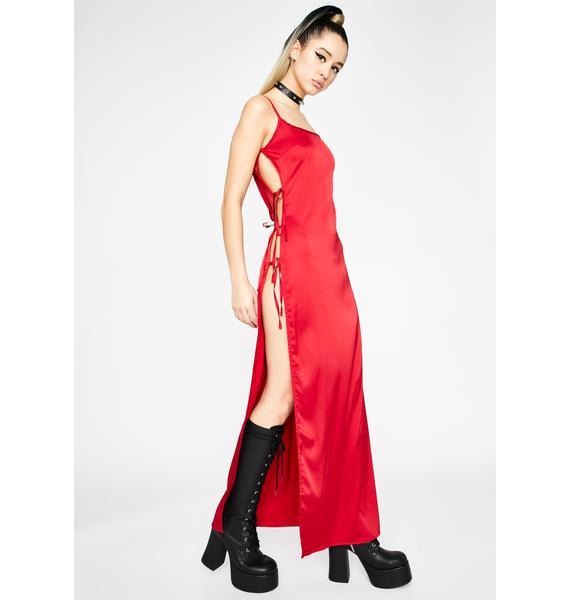 Hott Club Twilight Maxi Dress
