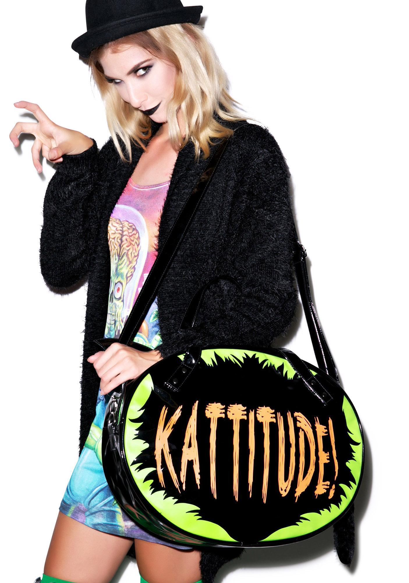 Kreepsville 666 Kattitude Mega Bag