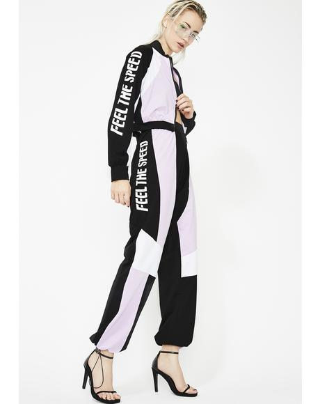 Feel The Speed Jogger Set