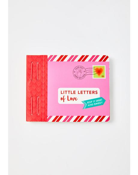 Love Confessions Stationary Set