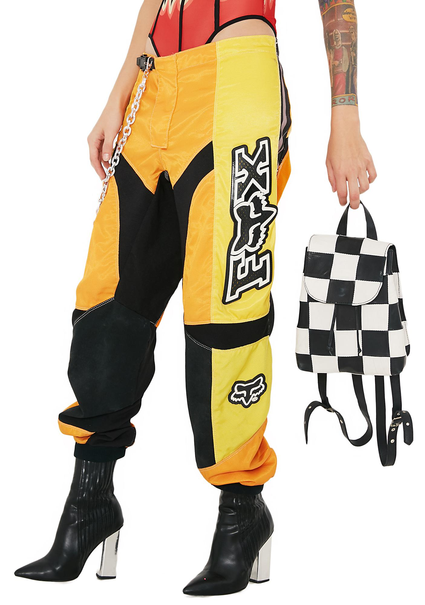 Vintage Fox Racing Pants | Dolls Kill
