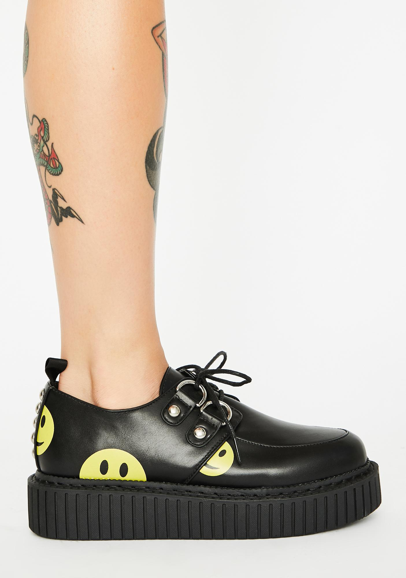 Lamoda Two Faced Creepers