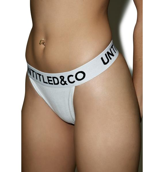 Untitled & Co Pure Candy Panty
