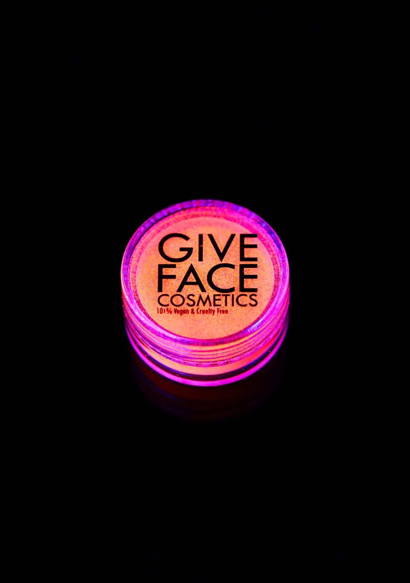 Give Face Cosmetics Leia UV Reactive Glitter