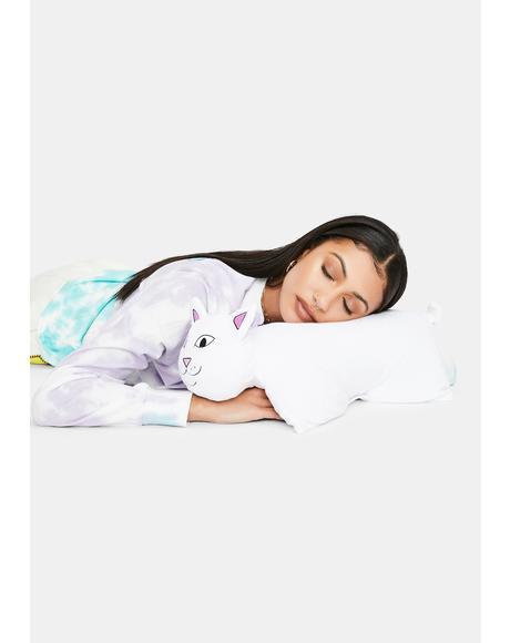 Lord Nermal Pillow Pet