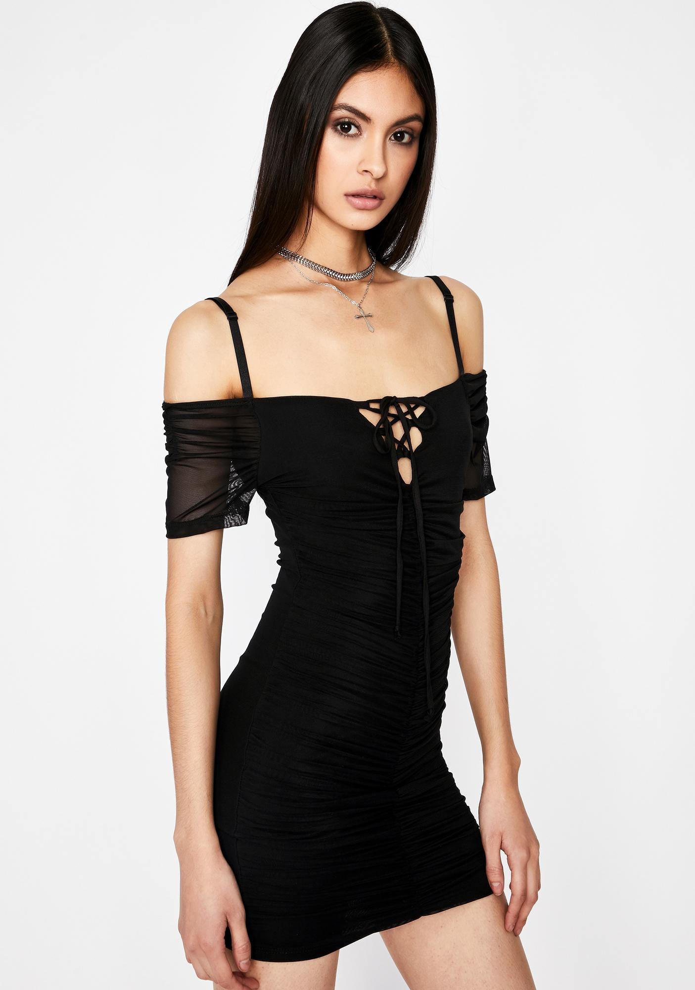 Divine Thang Mini Dress