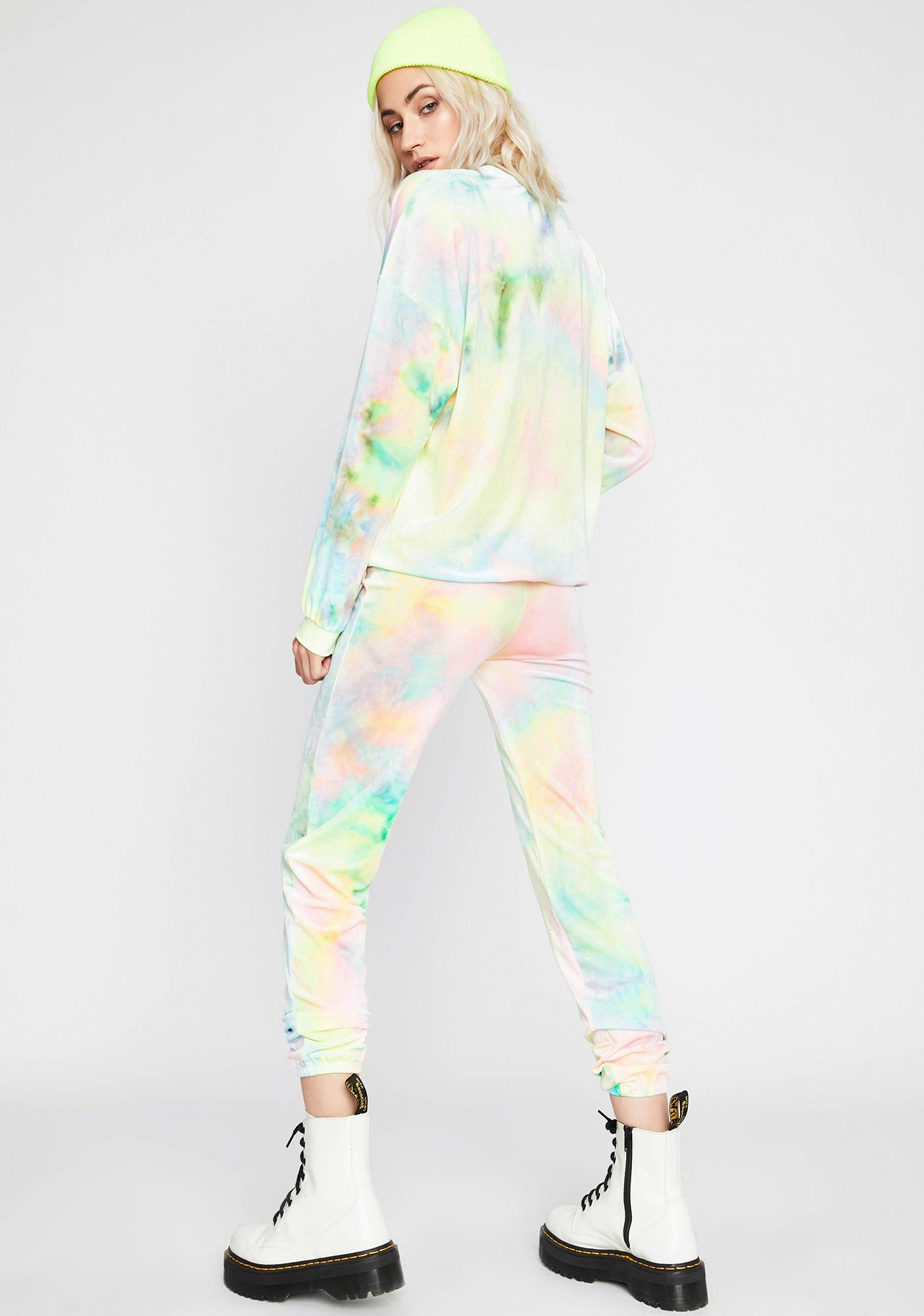 Clouded Thoughts Pant Set