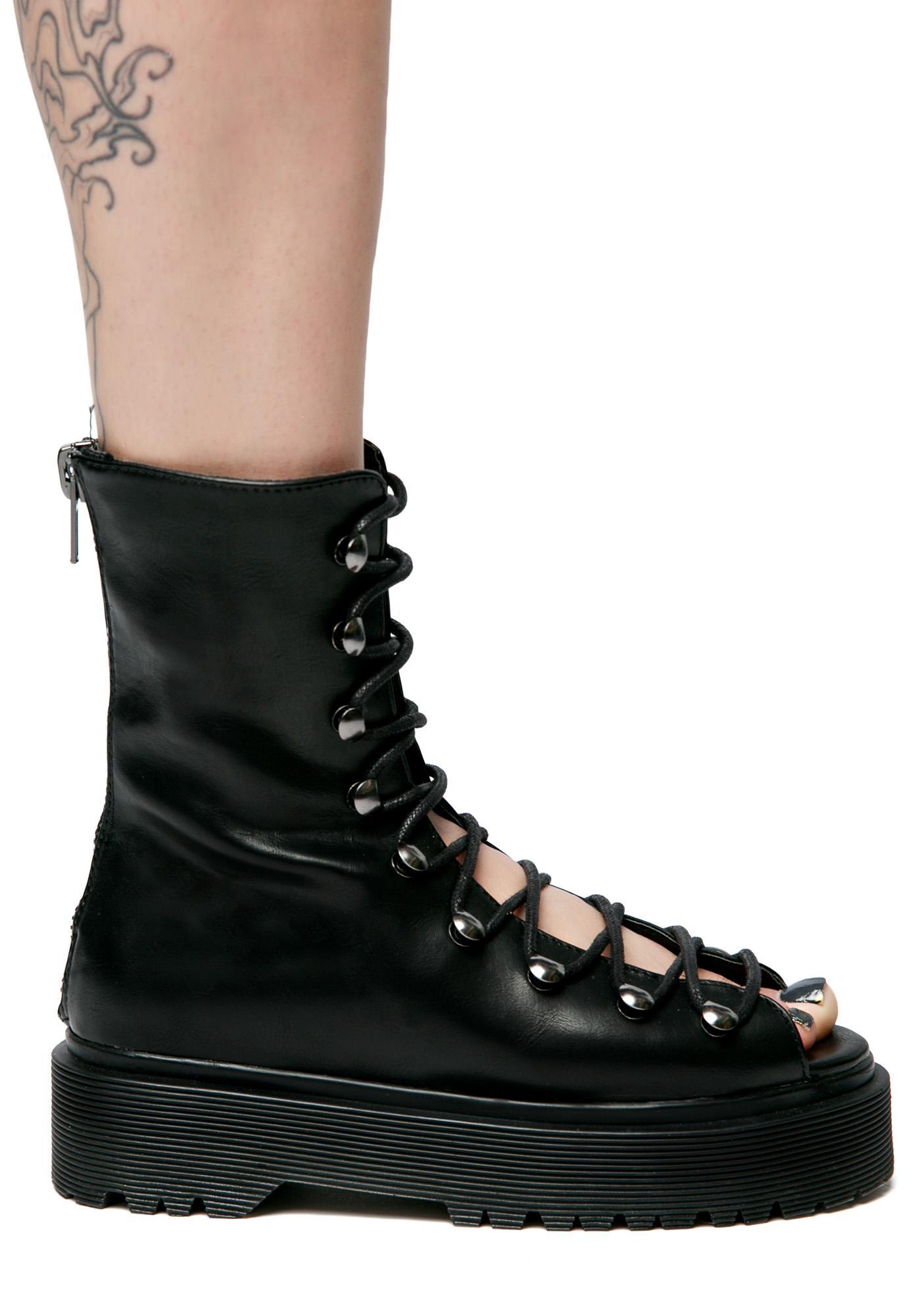 Y.R.U. Slayr Free Boots