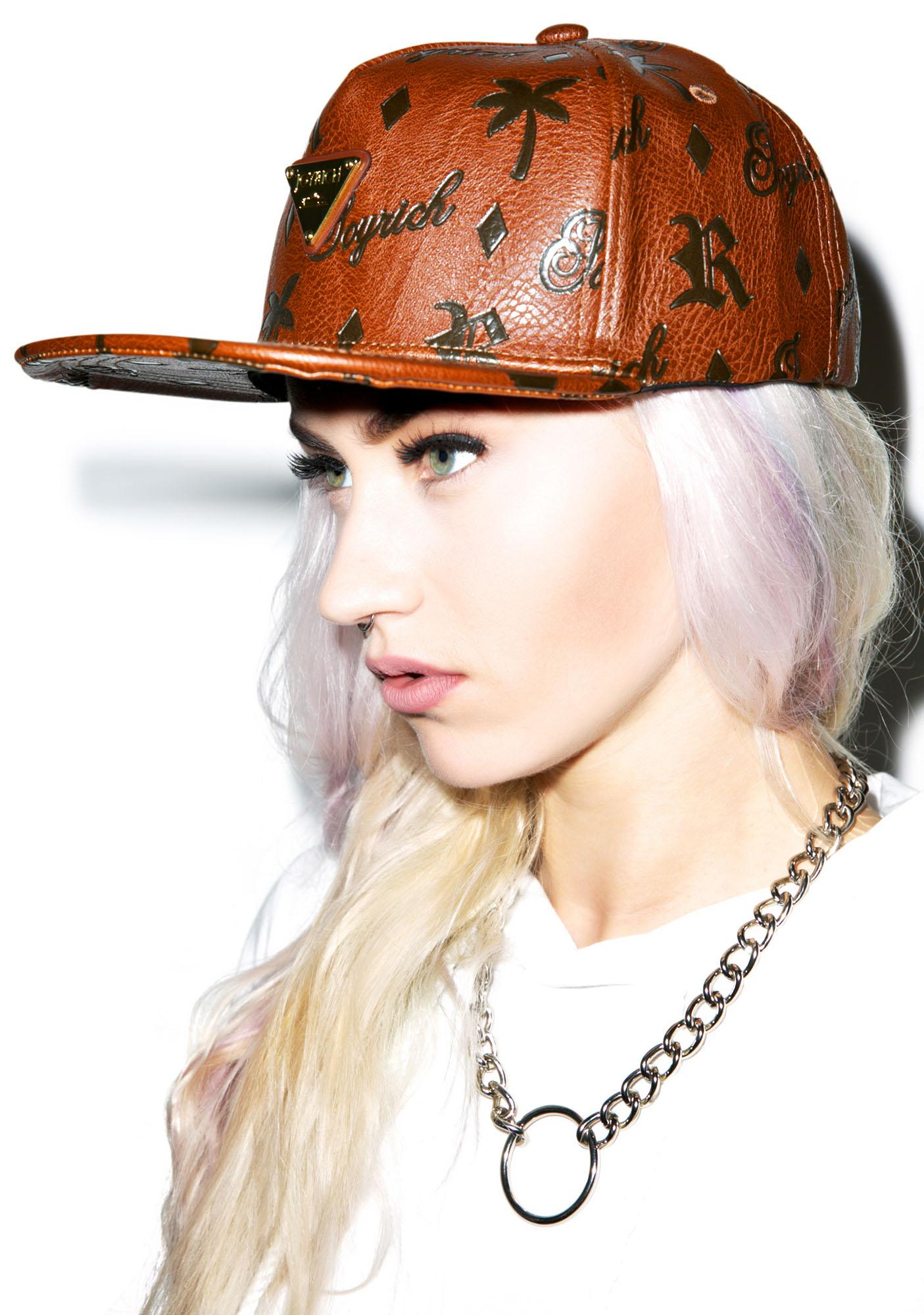Joyrich Royal Rich Snapback
