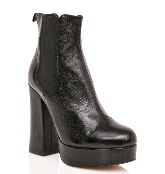 Shellys London Toronto Heeled Chelsea Boots