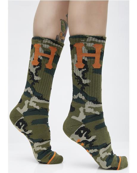 Ambush Classic H Socks